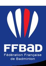 C'est le logo de la Fédération Francaise de Badminton et de l'École Francaise de Badminton 2 étoiles